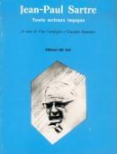 Jean-Paul SartreTeoria, scrittura, impegno