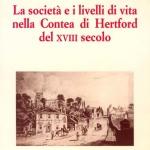La società e i livelli di vita nella Contea di Hertford del XVIII secolo
