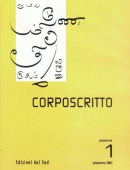 CORPOSCRITTO 1