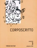 CORPOSCRITTO 3