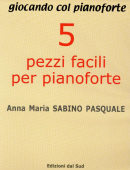 5 pezzi facili per pianoforte