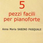 5 pezzi facili per pianoforte