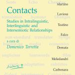 ContactsStudies in Intralinguistic, Interlinguistic and Intersemiotic Relationships