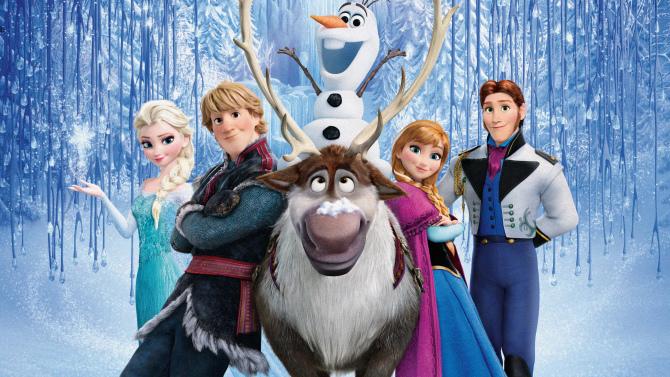 La magia del mondo Disney!