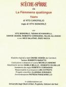 CD Scèche-Spìrre, da La Fèmmena qualùngue