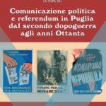 Comunicazione politica e referendum in Puglia dal secondo dopoguerra agli anni Ottanta